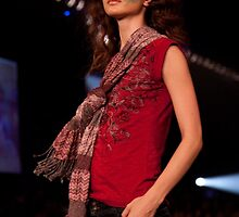 Model at LMFF 2009 by Keith Vaz
