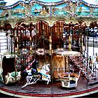 Carousel In France by gracelace