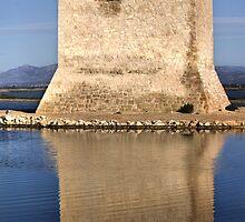 Torre de Tamarit, Salinas, Santa Pola, Costa Blanca, Spain by Squealia