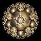 'Golden Pearl Cluster' by Scott Bricker