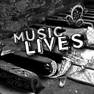 Music Lives by Tancredi Trugenberger