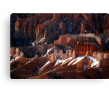Red Earth - Bryce Canyon Canvas Print
