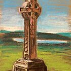 The Celtic cross by Alan Hogan