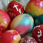 Easter Eggs by Denitsa Dabizheva