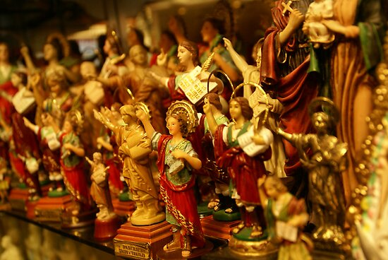 red gold religion by sirjonty