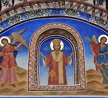 The Rila Monastery Gate by Denitsa Dabizheva