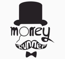 Moneyrunner T-Shirt by Stephen Wildish