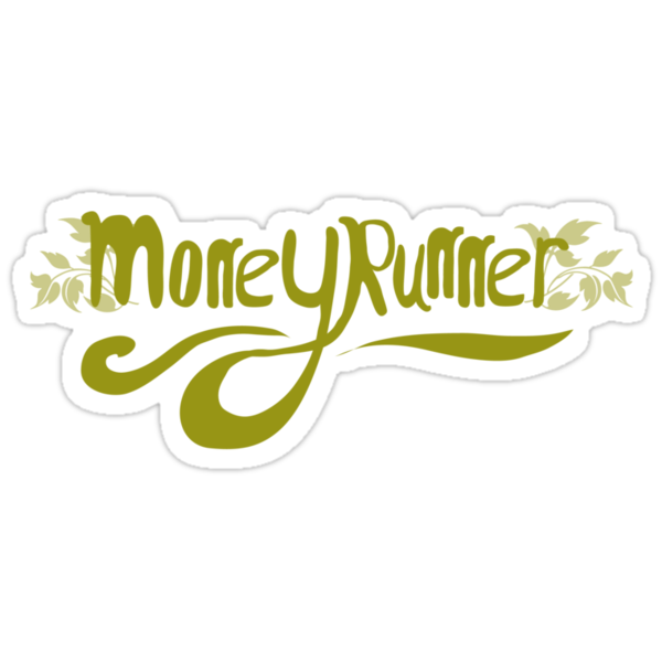 Moneyrunner T-Shirt 2 by Stephen Wildish