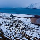 Ronas Voe, Northmavine, Shetland Islands, Scotland by Del419
