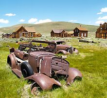 Bodie by Steve Hunter