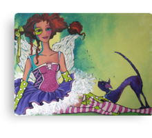 Claudia's Gift Canvas Print