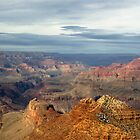Desert View Grand Canyon by Jeffrey  Snowden