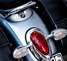 New Vintage BMW Bike by siemsie