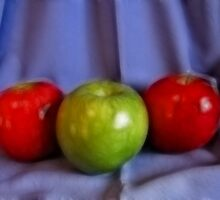 FRUIT-The Odd One Out 2 by SharonD