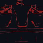 f1 MClaren by eliot hurley