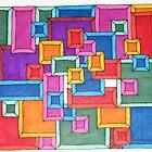 doodle calendar by Doodlebug