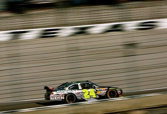 Jeff Gordon - 2009 Samsung 500 by Jeff Blanchard