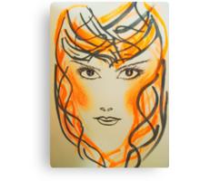 Charm Canvas Print