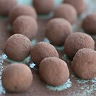 Chocolate Coffee Truffles by Joy Watson