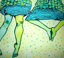 Lemon Legs by cardiocentric