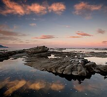 Time stands still for another day by Ken Wright
