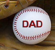 Baseball Card by Maria Dryfhout