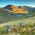 Styhead Tarn by Rich Gale