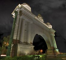 Victory Arch by David  Hibberd