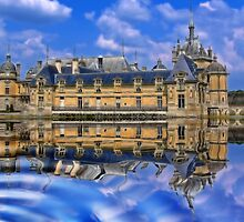 Château de Chantilly, France by vadim19