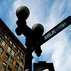 Milk in Boston by redredlea