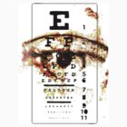 Eye Chart by FightRomero