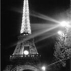 eiffel tower by chookey
