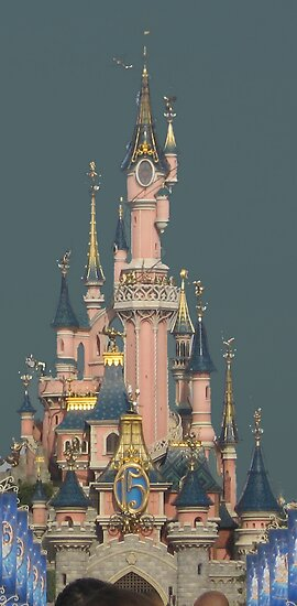 disneyland paris by chookey