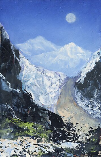 Eastern Ice by EnPassant