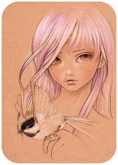 Lin by Ania Tomicka