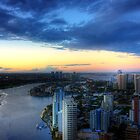 Surfers Paradise, Gold Coast by kostasimage
