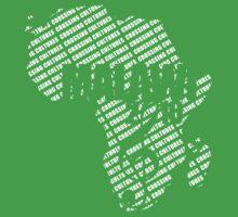 Crossing Cultures Tshirt by MusicForMalawi