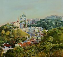 Kiev by Catherine Kuzma