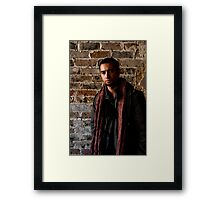 Model shot 7 Framed Print
