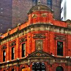 Bank of Aus,,, Sydney by Linda Bianic