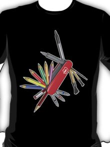 Pocket Art T-Shirt