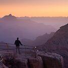 Grand Canyon.  by Alan Copson