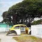 Yellow Mellow VW by realschatan