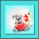 Love Is by Rick Wollschleger