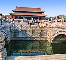 Forbidden City. Beijing, China by vadim19