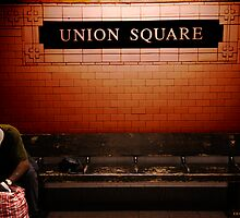 UNION SQUARE by Gilad