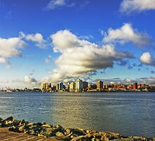 Halifax Skyline by Cameron  Allen Lamond