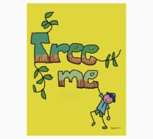 Tree me - I love trees by skippygirlgraphics