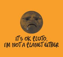 It's OK Pluto by Sharon Stevens