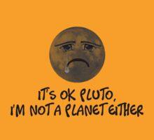 It's OK Pluto by Sharon Stevens